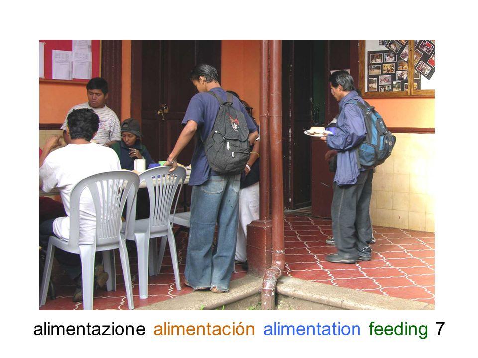 alimentazione alimentación alimentation feeding 18