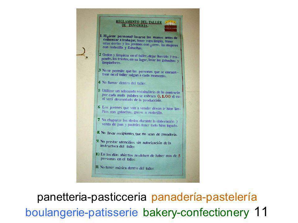 panetteria-pasticceria panadería-pastelería boulangerie-patisserie bakery-confectionery 11