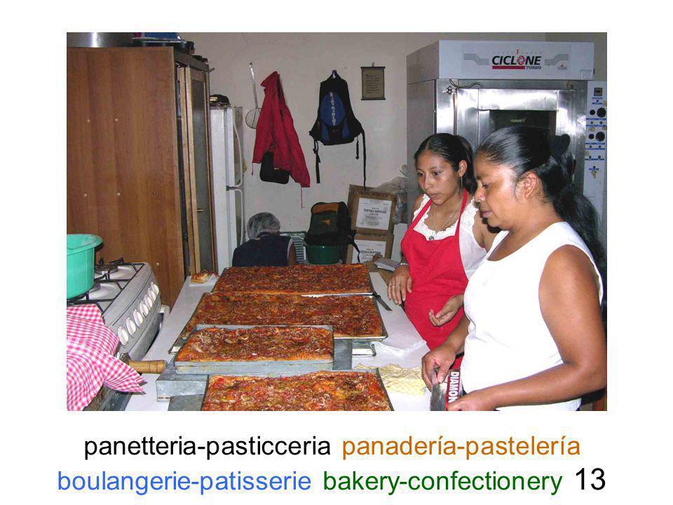 panetteria-pasticceria panadería-pastelería boulangerie-patisserie bakery-confectionery 13