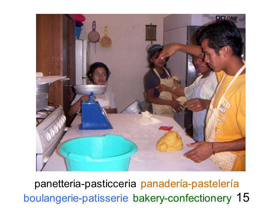 panetteria-pasticceria panadería-pastelería boulangerie-patisserie bakery-confectionery 15