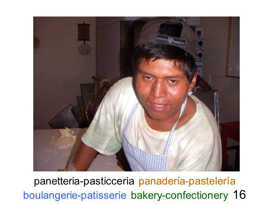 panetteria-pasticceria panadería-pastelería boulangerie-patisserie bakery-confectionery 16