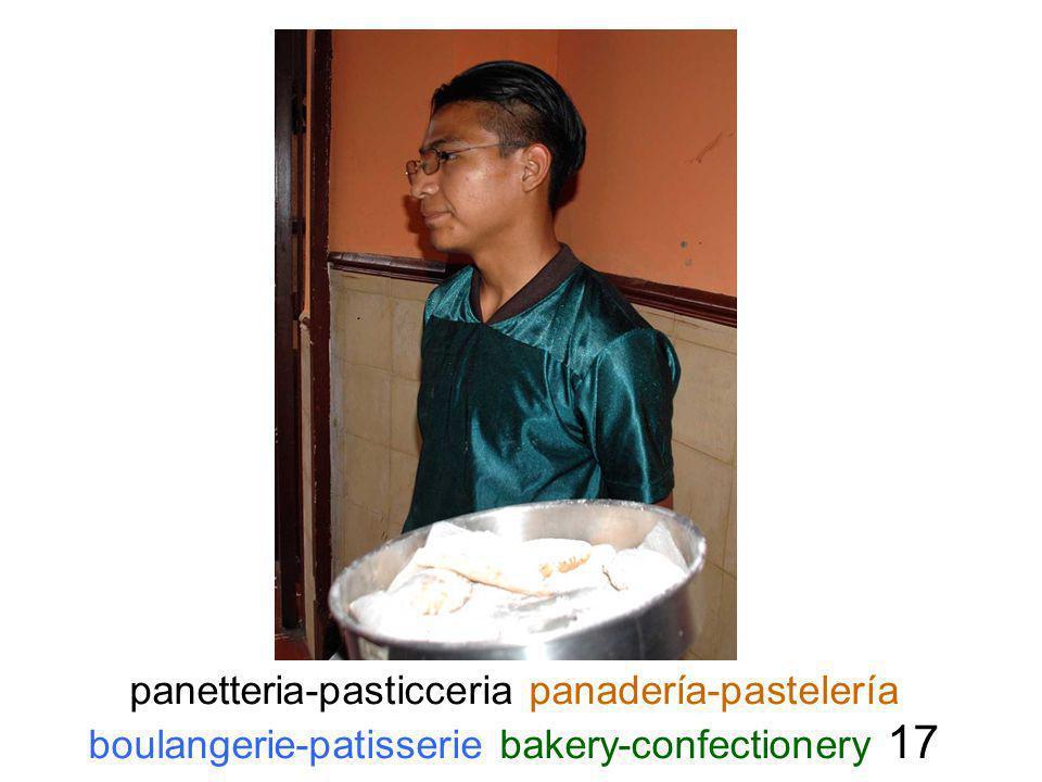 panetteria-pasticceria panadería-pastelería boulangerie-patisserie bakery-confectionery 17