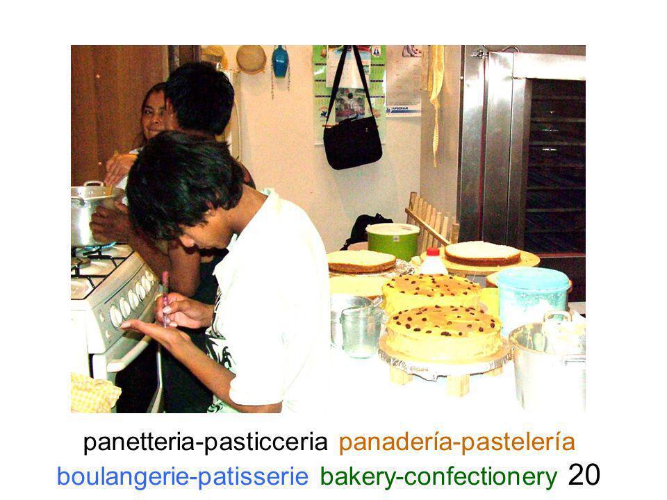panetteria-pasticceria panadería-pastelería boulangerie-patisserie bakery-confectionery 20