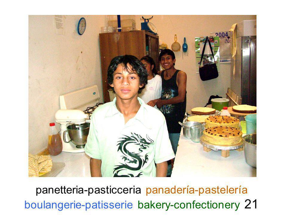 panetteria-pasticceria panadería-pastelería boulangerie-patisserie bakery-confectionery 21