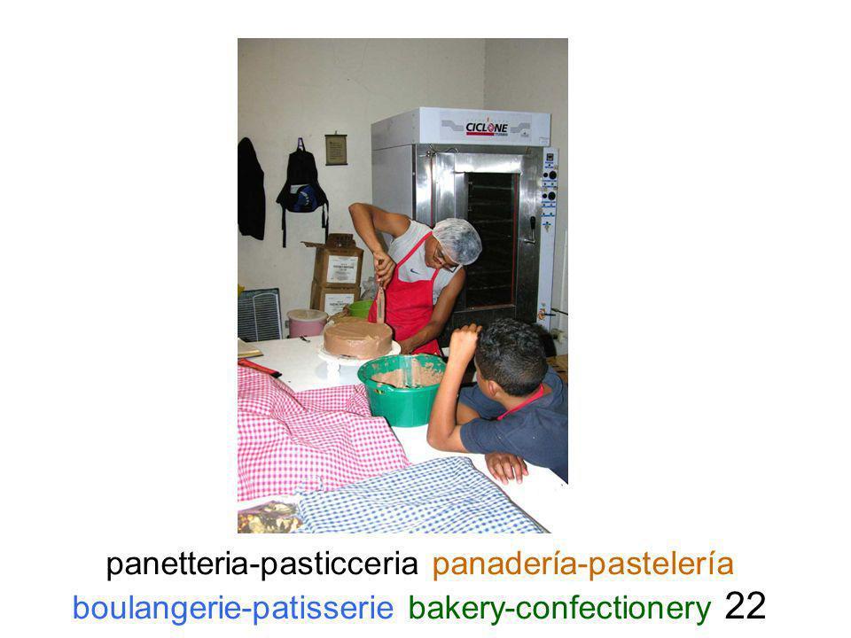 panetteria-pasticceria panadería-pastelería boulangerie-patisserie bakery-confectionery 22