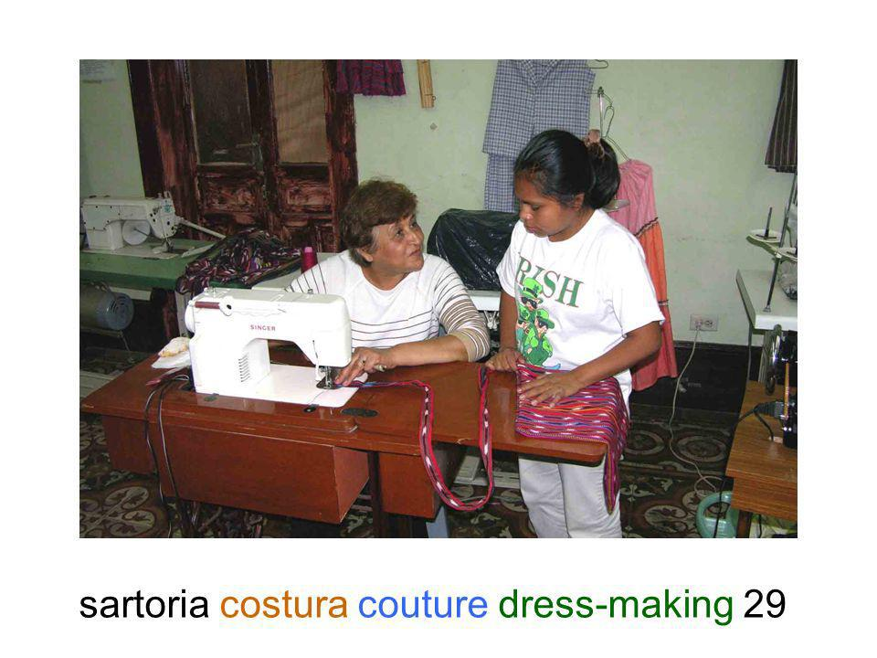 sartoria costura couture dress-making 29