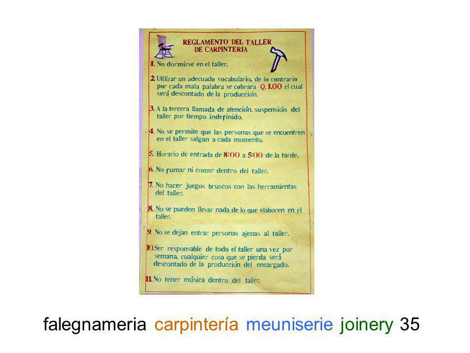 falegnameria carpintería meuniserie joinery 35