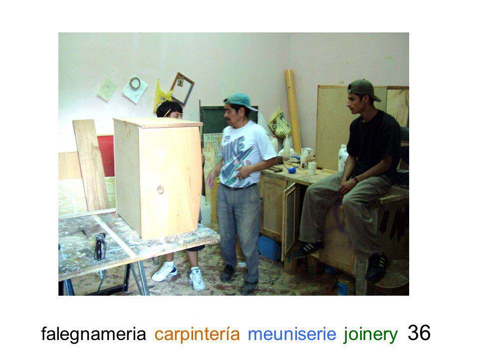 falegnameria carpintería meuniserie joinery 36