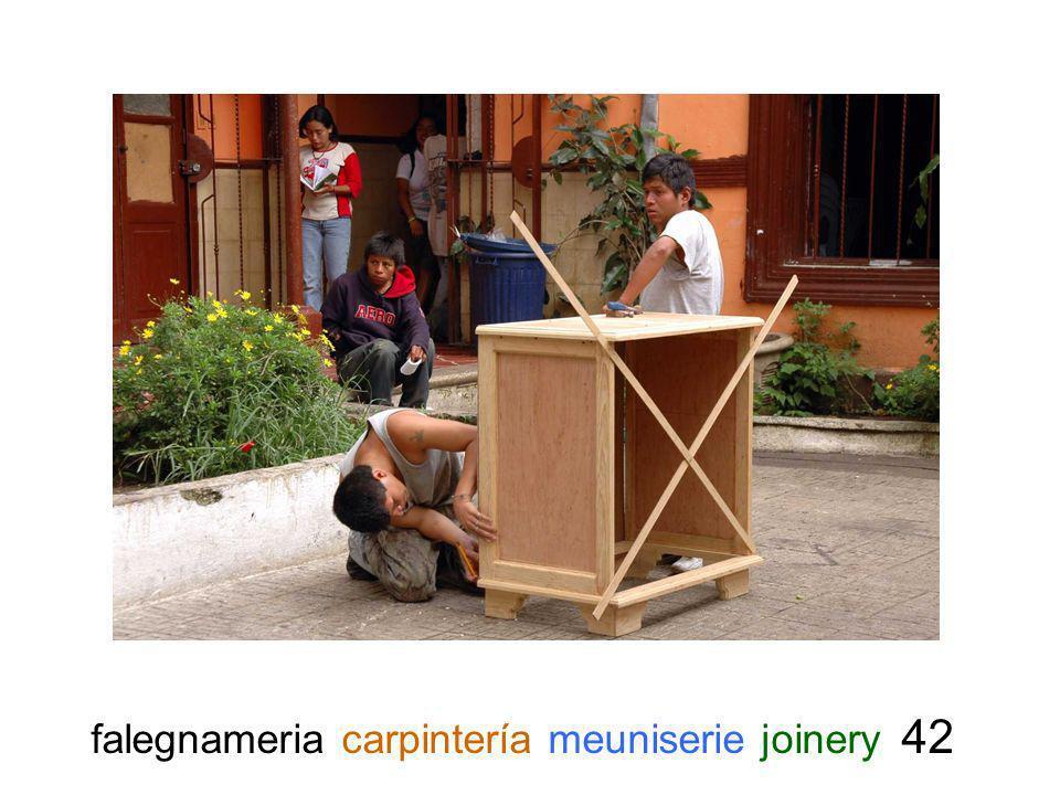 falegnameria carpintería meuniserie joinery 42