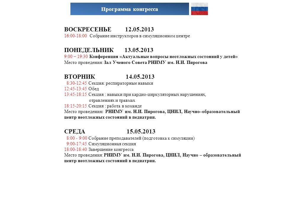 MARTES 14.05.2013 8:30 – 12:45 Talleres respiratorios I.