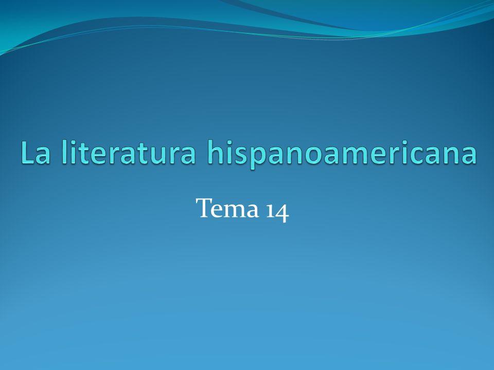 Esquema de la unidad didáctica 1.-La emancipación cultural 2.-La poesía 3.-La novela 4.-El cuento 5.-El teatro D.