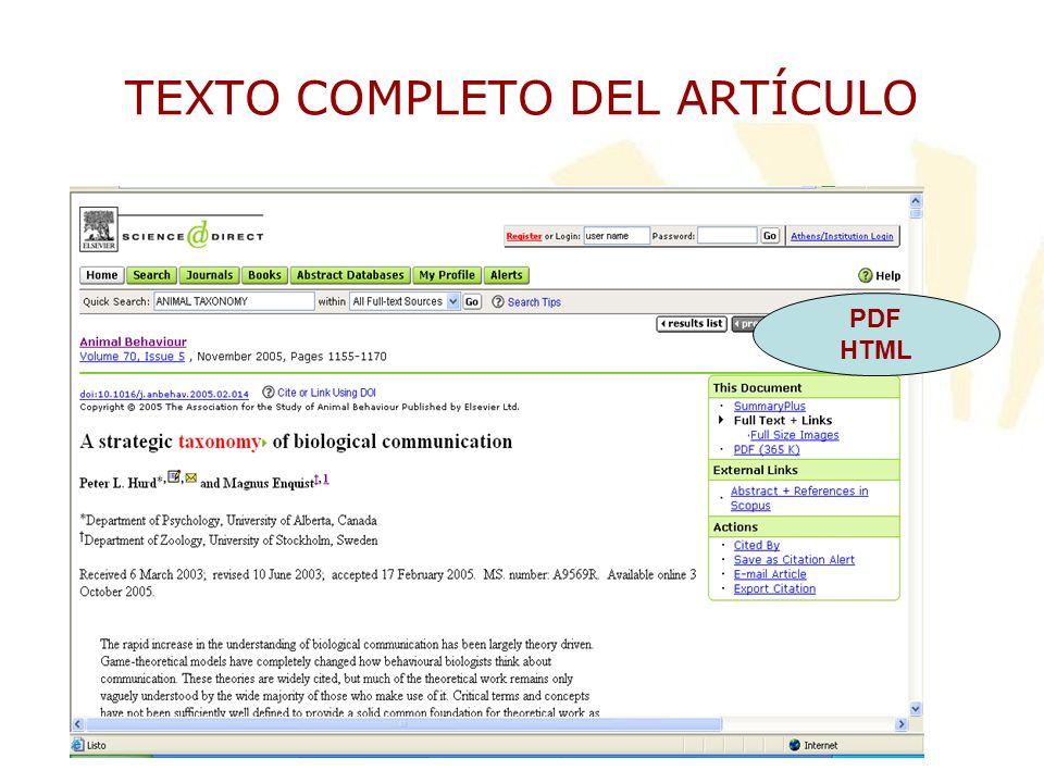 TEXTO COMPLETO DEL ARTÍCULO PDF HTML