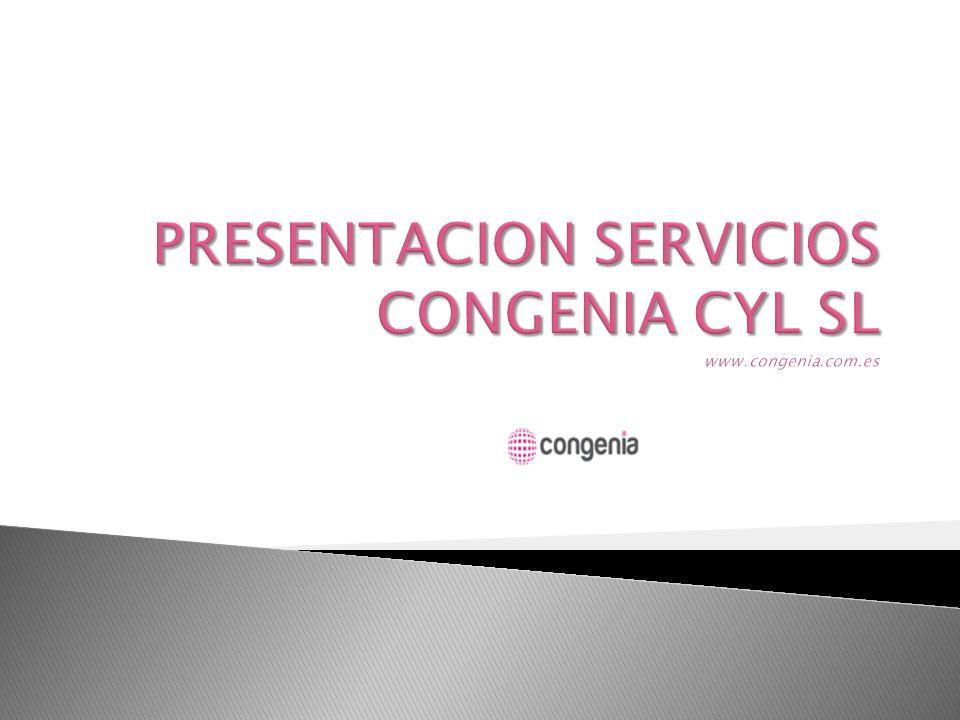 Una empresa de consultoría enfocada al comercio internacional, que nace en el 2006, por la necesidad de internacionalizar los servicios de las empresas de la región de Castilla y León a través de los mercados multilaterales.