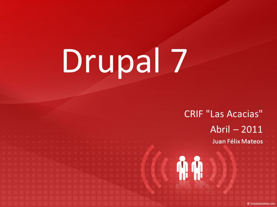 Instalación de Drupal: Introducir los datos de la base de datos Mediante la sección Opciones avanzadas podemos añadir un prefijo a las tablas de Drupal de modo que se acoplen sin problemas en una base de datos que ya estemos usando para otro sistema.