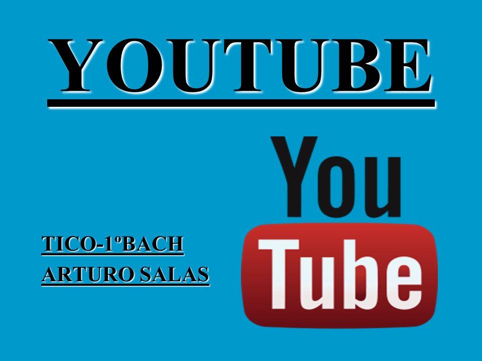 ¿QUÉ ES YOUTUBE.YouTube es un sitio web en el cual los usuarios pueden subir y compartir vídeos.