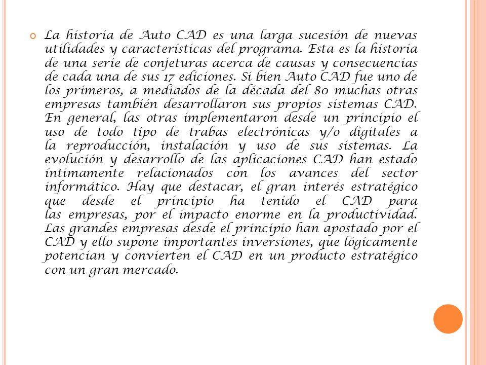 H ISTORIA Y CRONOLOGÍA.