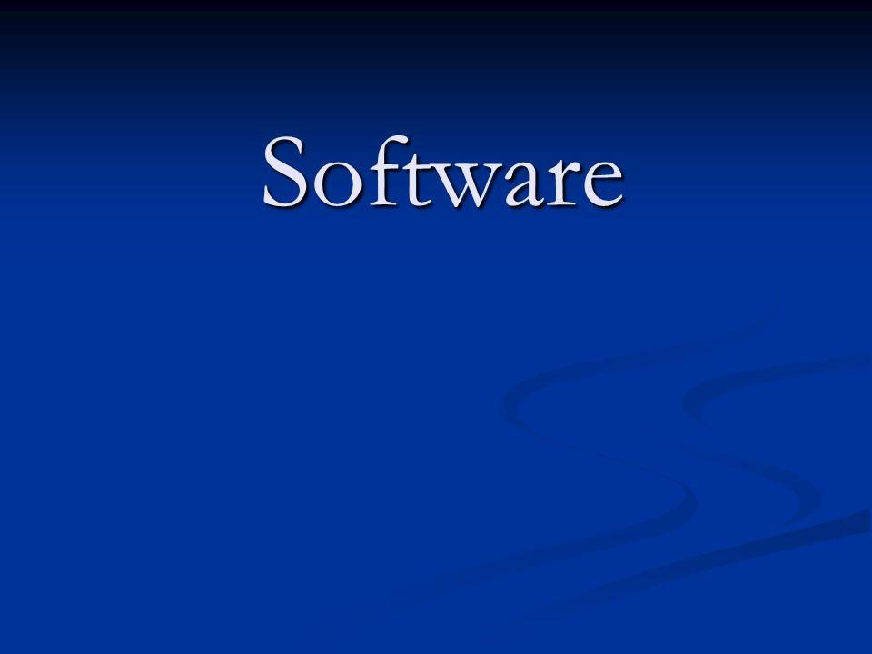 Índice ¿Qué es el software.¿Qué es el software.