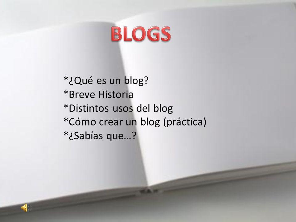Cómo crear un blog Blogger: Crea tu blog gratuito.