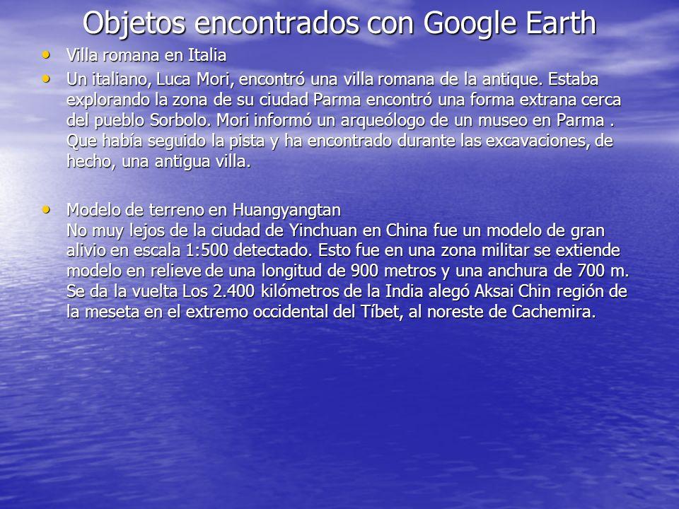 Crítica En algunos países, Google Earth esta muy criticado, dicen que los detalles son demasiado exacto y pueden ayudar terroristas.