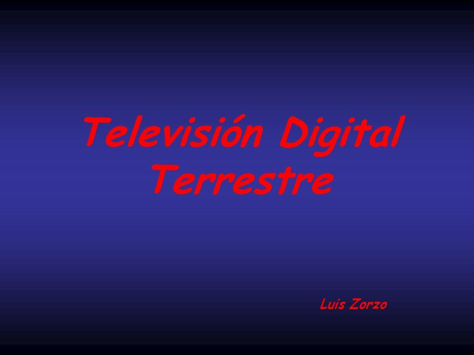 Televisión Digital Terrestre Luis Zorzo