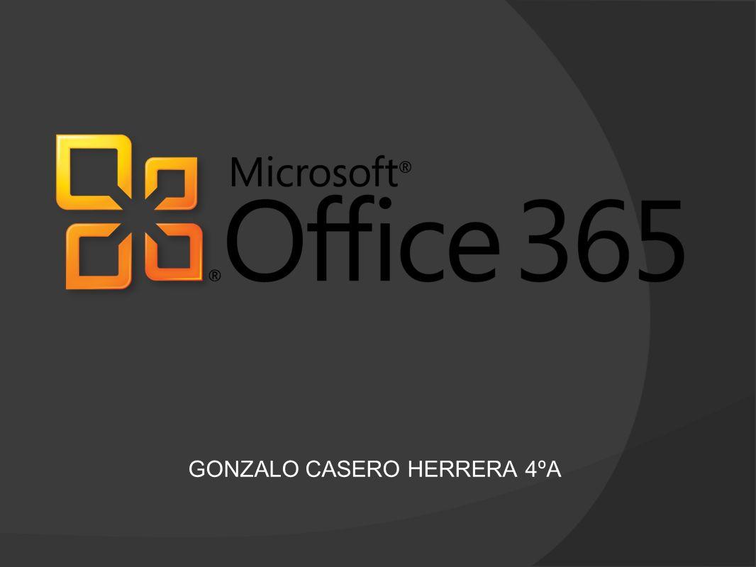 ÍNDICE ¿QUÉ ES OFFICE 365? ¿CÓMO FUNCIONA? SERVICIOS EN LÍNEA PLANES DE OFFICE 365