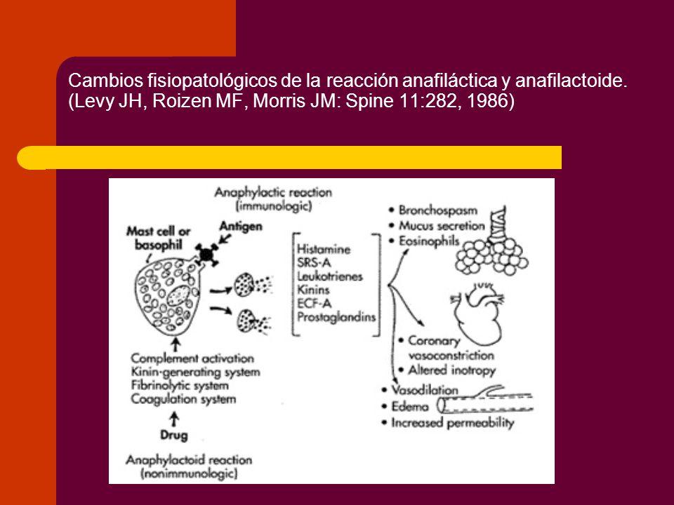 Tipos de reacciones alérgicas Gell y Coombs Tipo I (inmediata) – Unión del alérgeno a Ac IgE específicos en superficie de mastocitos y basófilos Atopia, urticaria, anafilaxia Tipo II (citotóxica) – Mediada por IgG e IgM, se unen a Ag en la superficie celular activando el complemento y lisando las células Reacciones transfusionales Trombopenia por heparina