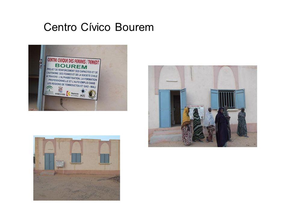 Centro Cívico Bourem