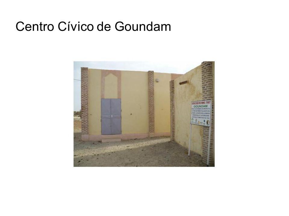 Centro Cívico de Goundam