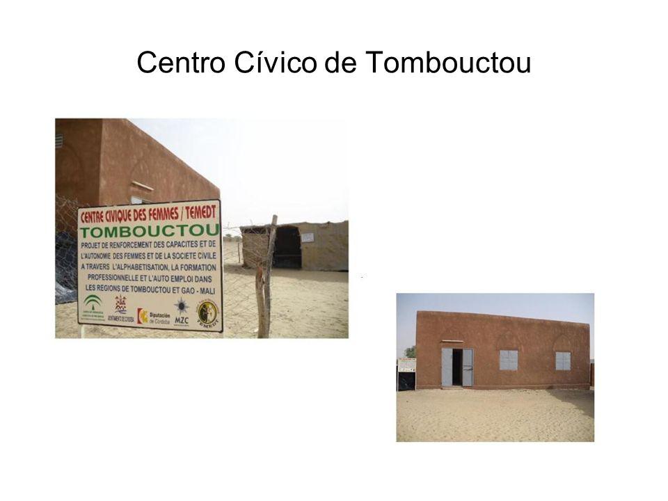 Centro Cívico de Tombouctou
