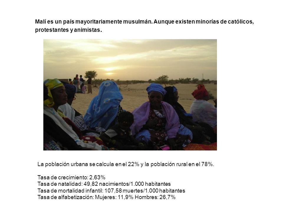 RESULTADOS ALCANZADOS Resultado 1.Construidos 5 centros cívicos en las regiones de Gao y Tombuctú.