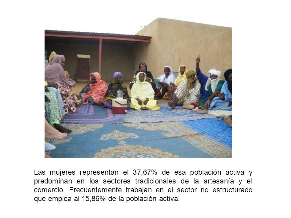 REGIÓN DE GAO Es la séptima región administrativa de Malí.