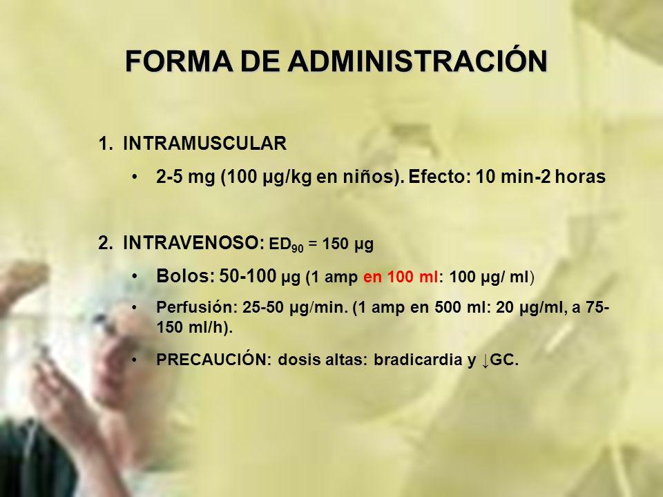 CONTRAINDICACIONES Hipersensibilidad a fenilefrina o excipientes Tratamiento con IMAO en los 14 días previos Hipertensión grave, preeclampsia y eclampsia Hipertiroidismo.