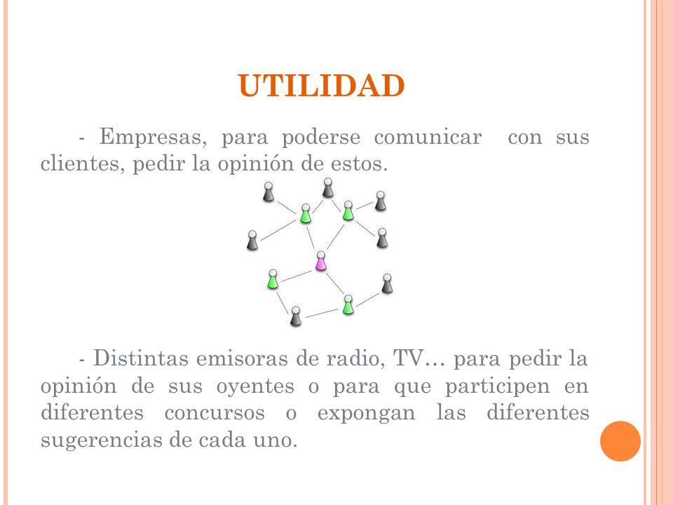TIPOS DE REDES SOCIALES 1.- Analógicas o redes off-line.