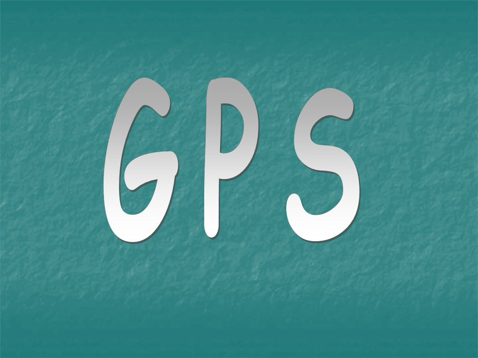 Índice Qué es el GPS.Qué es el GPS. Historia. Historia.