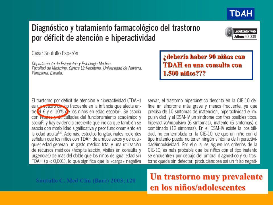 TDAH Soutullo C.
