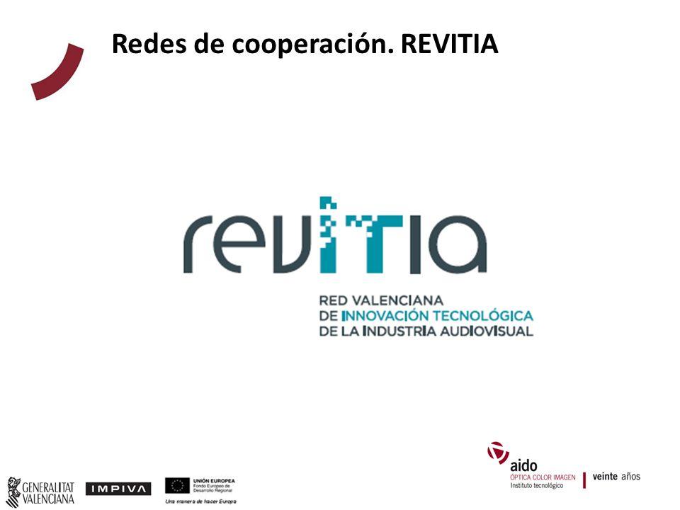 Redes de cooperación. REVITIA