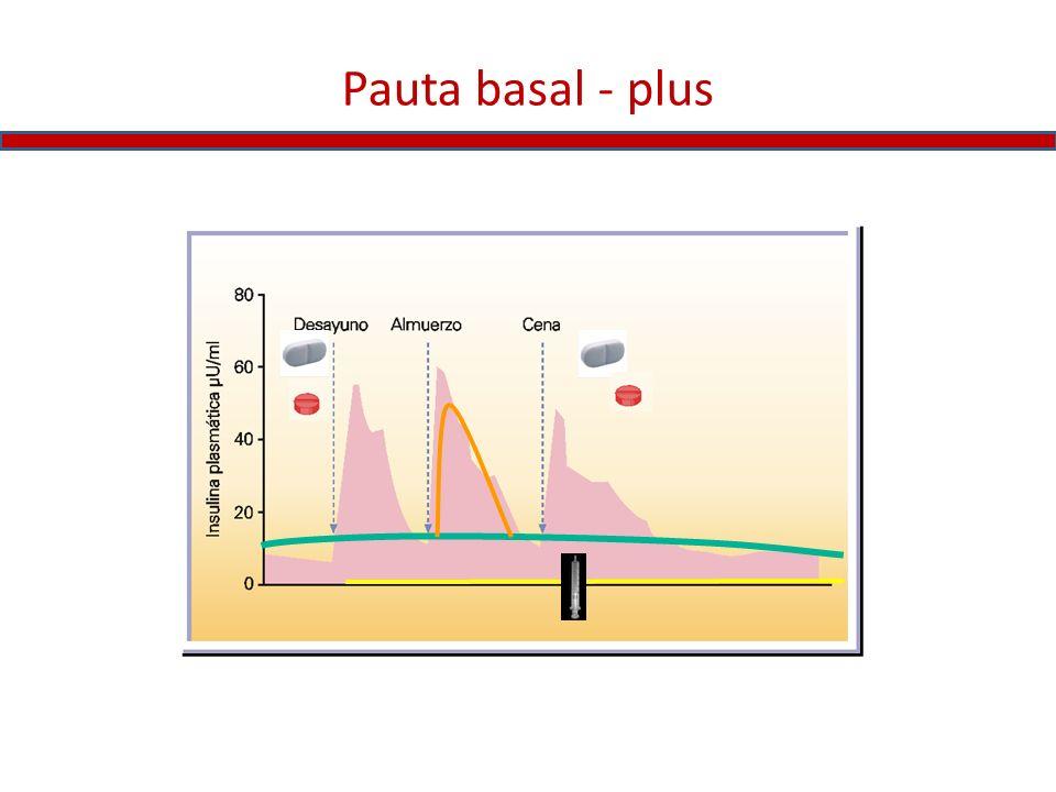 Pauta basal - plus