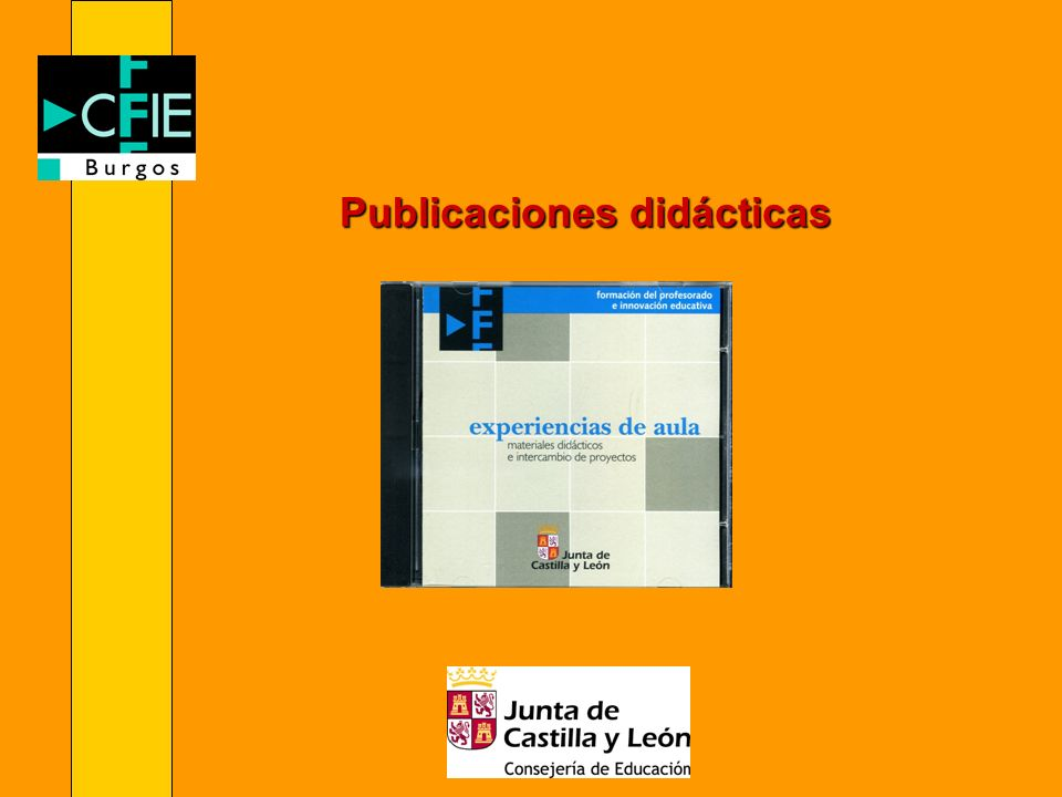 Publicaciones didácticas