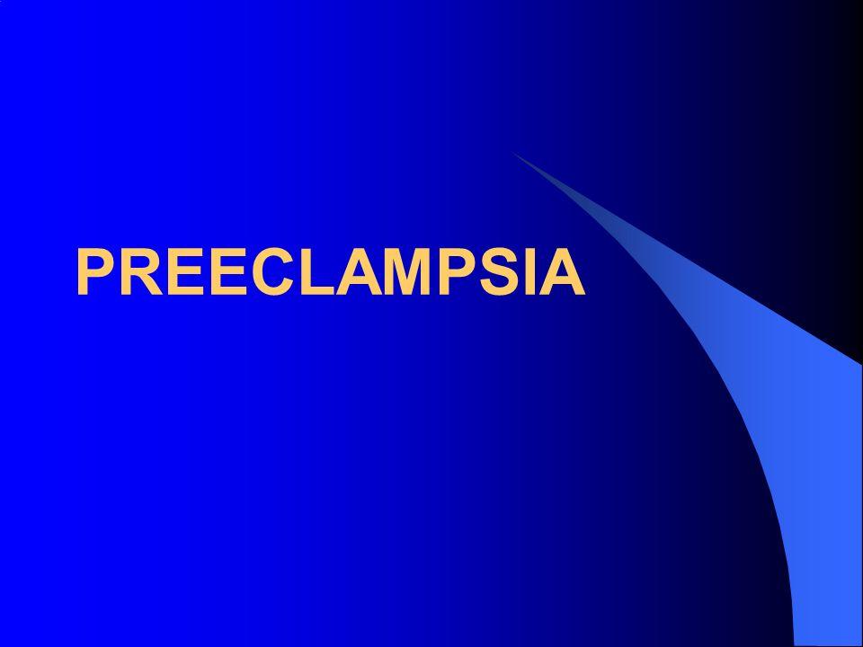 Criterios diagnósticos de preeclampsia severa CRITERIOS CLÍNICOS CRITERIOS ANALÍTICOS