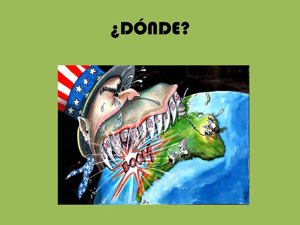 ¿DÓNDE