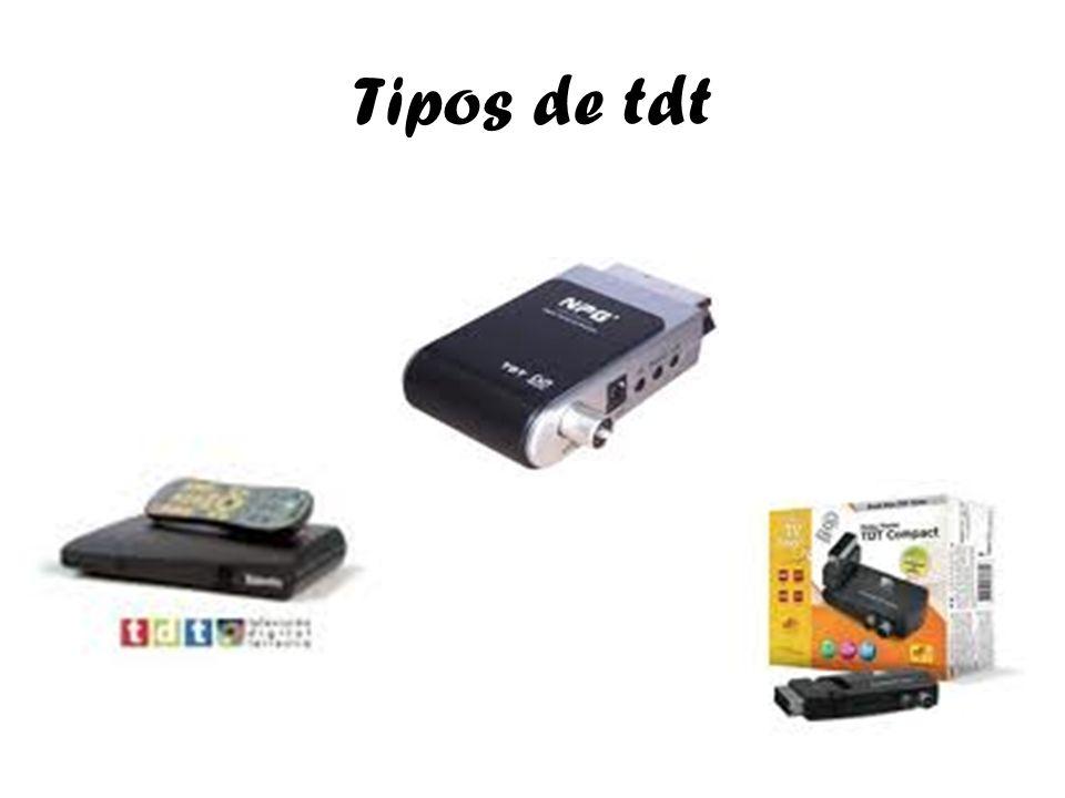 Ventajas de la tdt Mejor calidad de imagen y de sonido Multiplica la oferta de canales disponibles Acceso a nuevos servicios digitales adicionales Permite la oferta de servicios interactivos