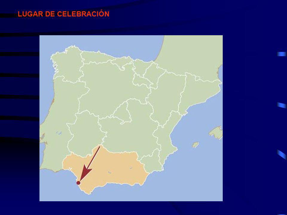 LUGAR DE CELEBRACIÓN
