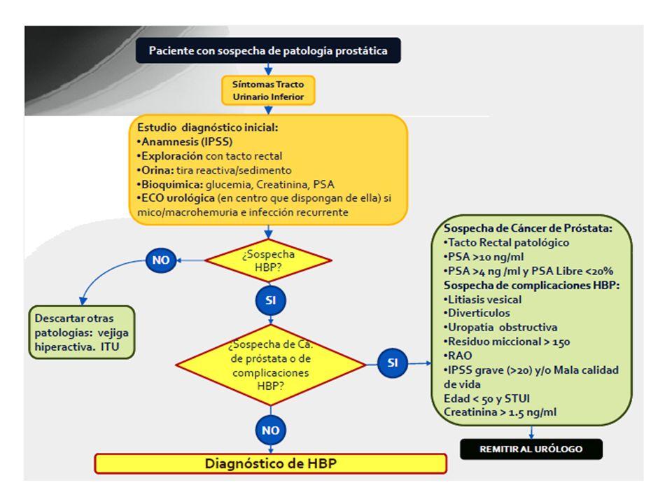 VALORACIÓN DE LOS SÍNTOMAS: IPSS(Autoadministrado)
