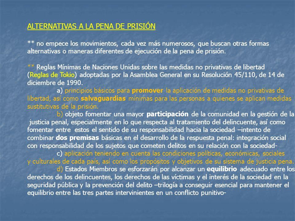 Periodo de suspensión: de 3 a 5 años B) Sustitución (arts.