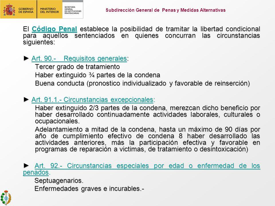 El Reglamento Penitenciario, art.