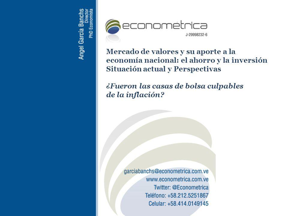 El Sitme hace en efecto lo mismo que hacían las CB 22 Mercado de valores y su aporte a la economía nacional: el ahorro y la inversión Cámara de Comercio de Caracas, 28-06-2011