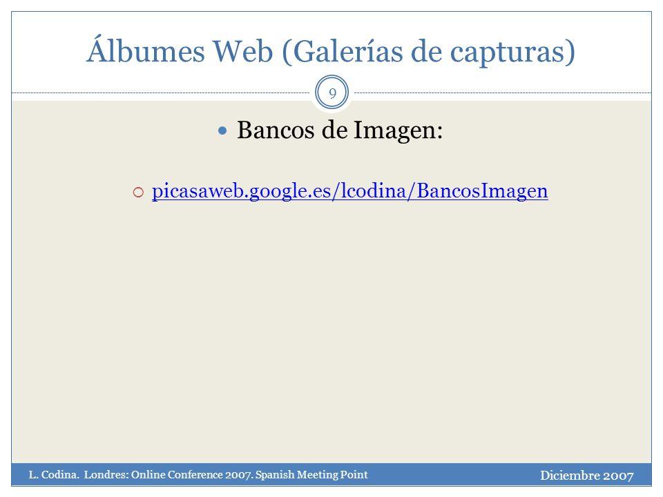 Álbumes Web (Galerías de capturas) Diciembre 2007 L.