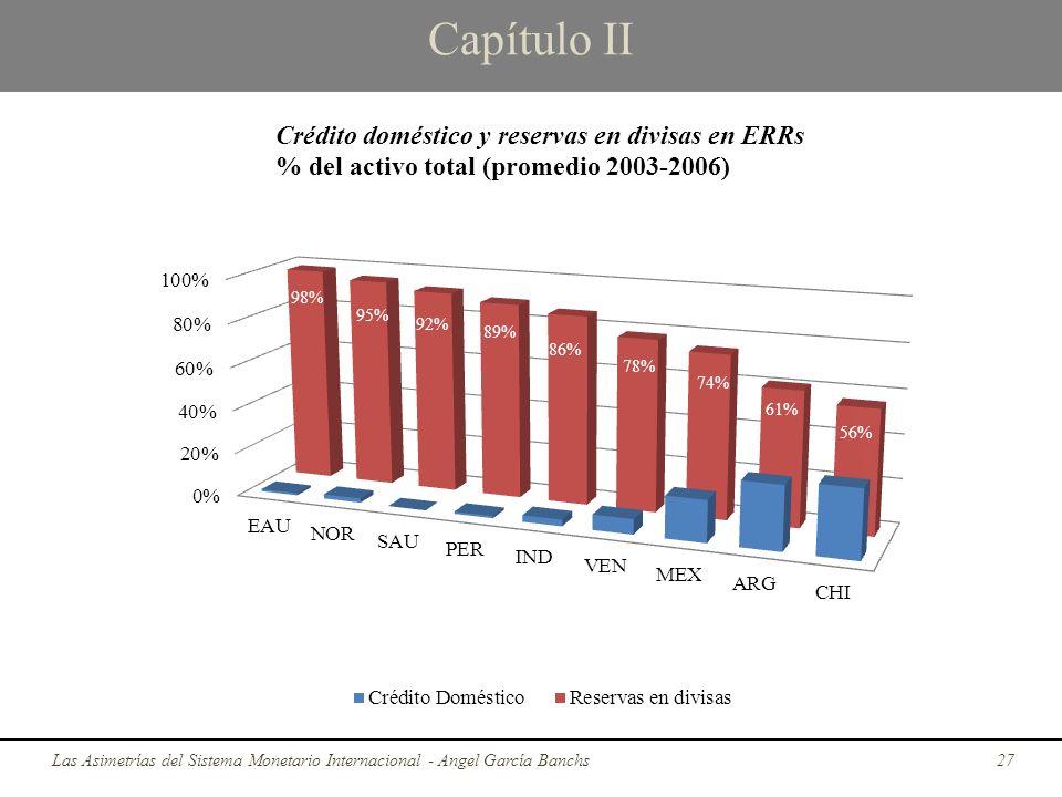 Capítulo II Las Asimetrías del Sistema Monetario Internacional - Angel García Banchs27
