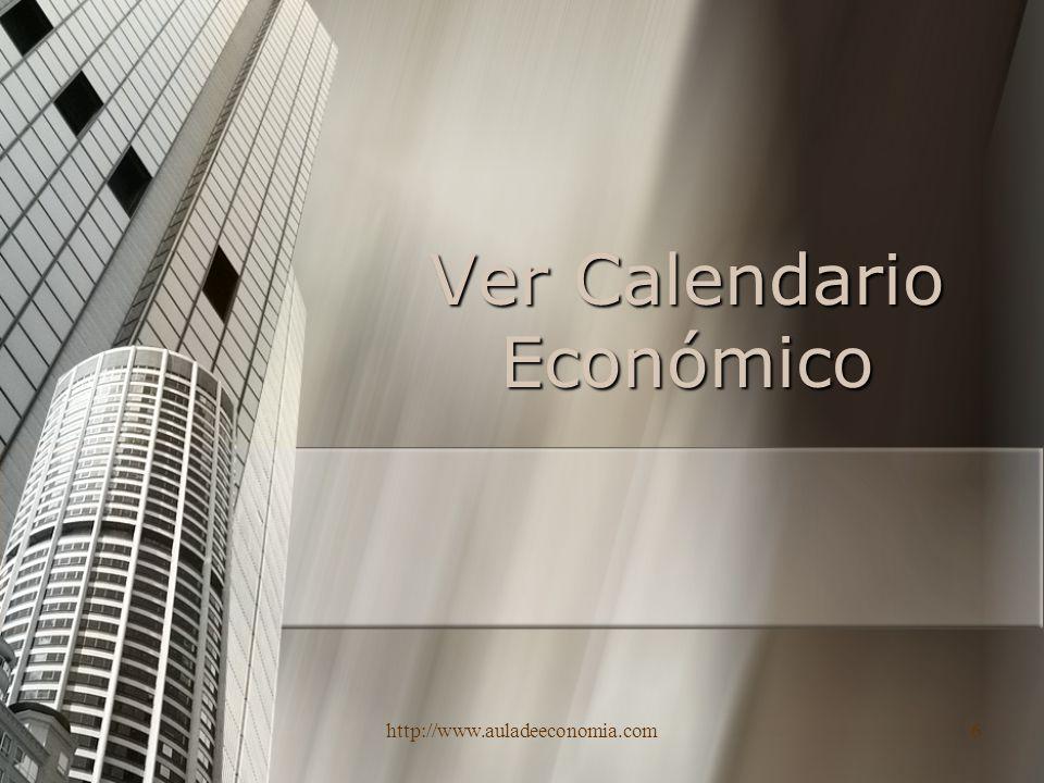 http://www.auladeeconomia.com7 Datos Macroeconómicos Non Farm Payrolls.