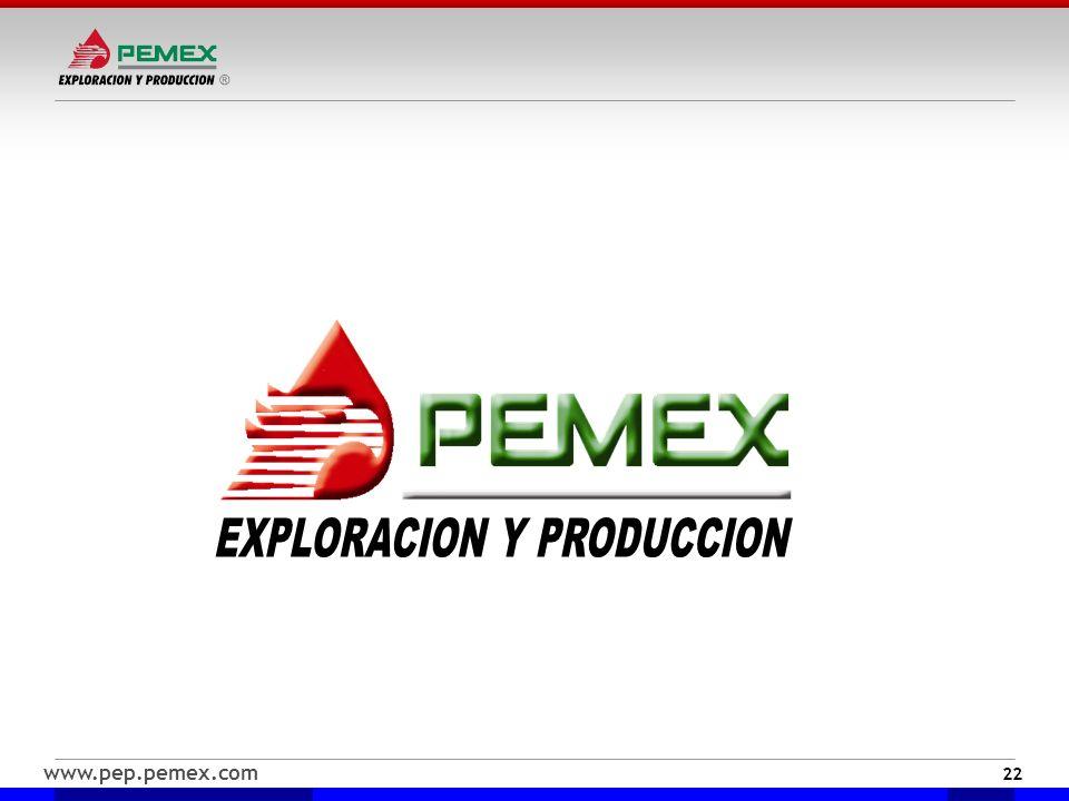 www.pep.pemex.com 22